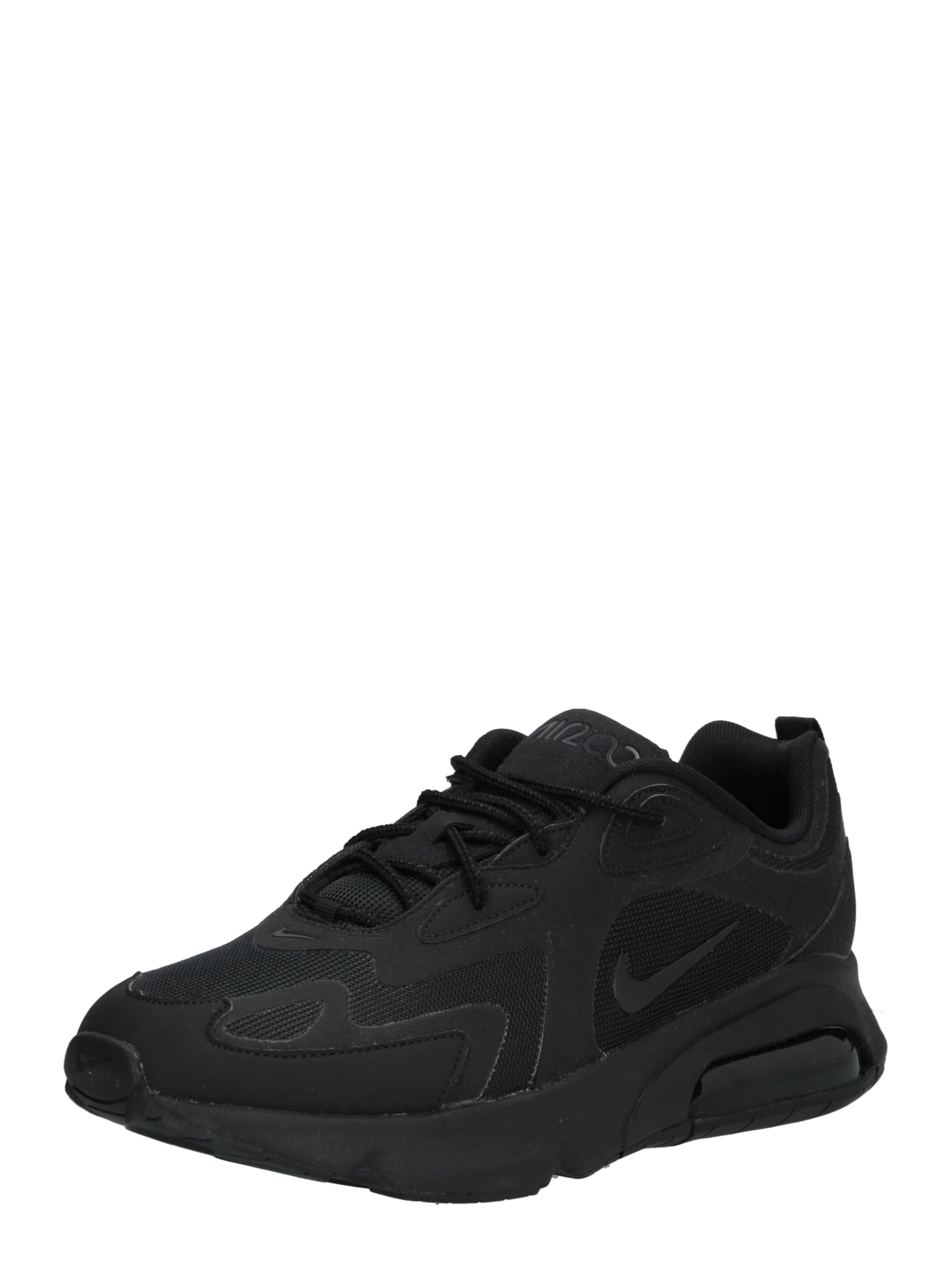 Sneaker In 'air SchwarzWeiß Max 200' Nike Sportswear YbWDeH29IE