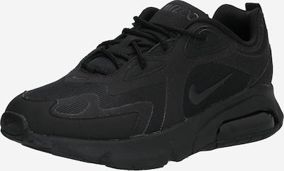 Sneaker bassa 'AIR MAX 200' Nike Sportswear di colore nero, Visualizzazione prodotti