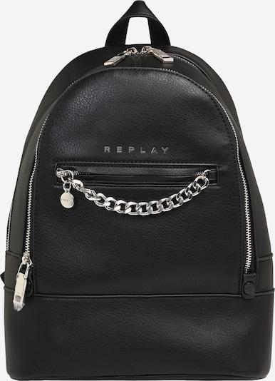 REPLAY Rucksack in schwarz, Produktansicht