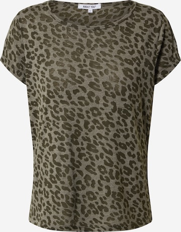 ABOUT YOU Shirt 'Ashley' in Groen