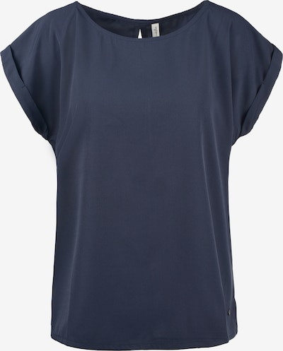 Blend She Shirtbluse 'Amarena' in blau / dunkelblau, Produktansicht