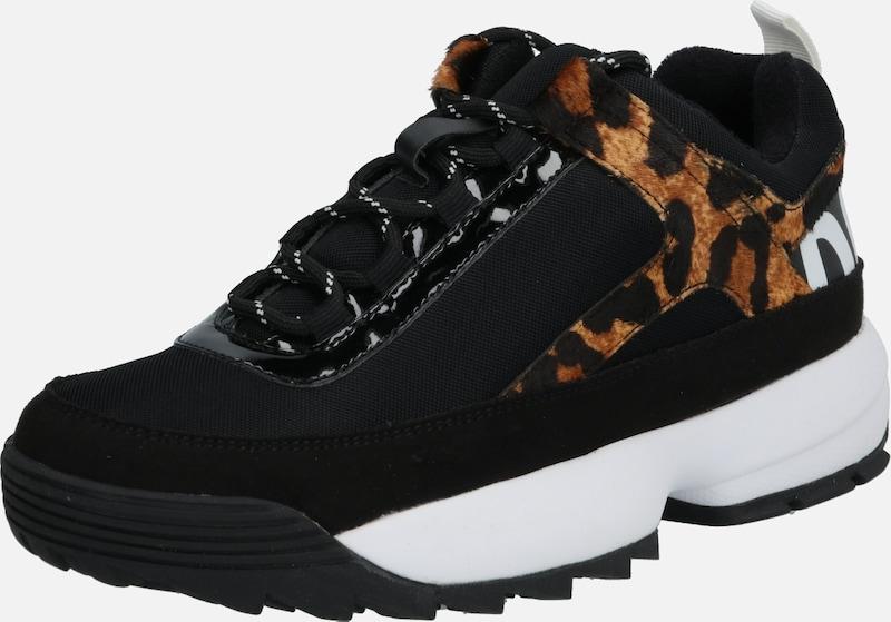 goede verkoop op voet beelden van gratis bezorging FILA Sneakers laag 'Disruptor' in Zwart | ABOUT YOU