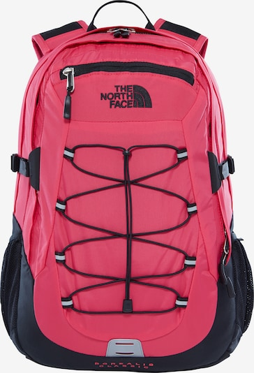 THE NORTH FACE Daypack 'Borealis Classic' in pink / schwarz, Produktansicht