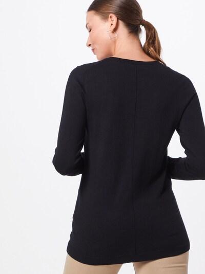 Megztinis 'Liz' iš BRAX , spalva - juoda: Vaizdas iš galinės pusės