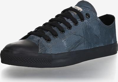 Ethletic Sneaker 'Black Cap Lo Cut Collection 18' in blau / schwarz, Produktansicht
