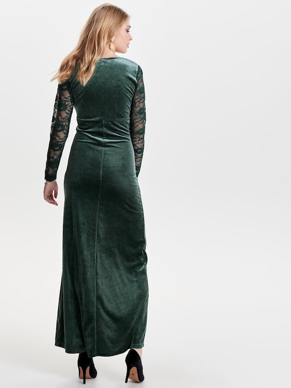 Only Pointed Maxi Dress
