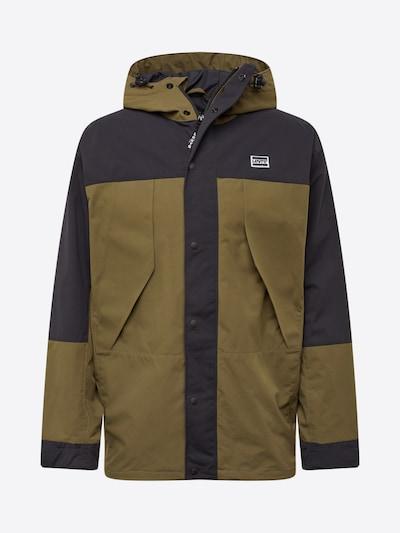 LEVI'S Jacke in oliv / schwarz, Produktansicht