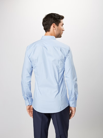 Cămașă 'Elisha' HUGO pe albastru deschis: Privire spate