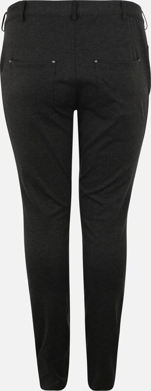 Chiné Pantalon Gris Zizzi 'joprah' En 8wOPn0k