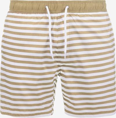 BLEND Shorts 'Leo' in beige, Produktansicht