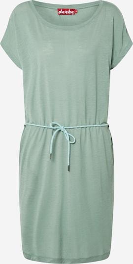 Derbe Kleid 'Botanic' in grün, Produktansicht