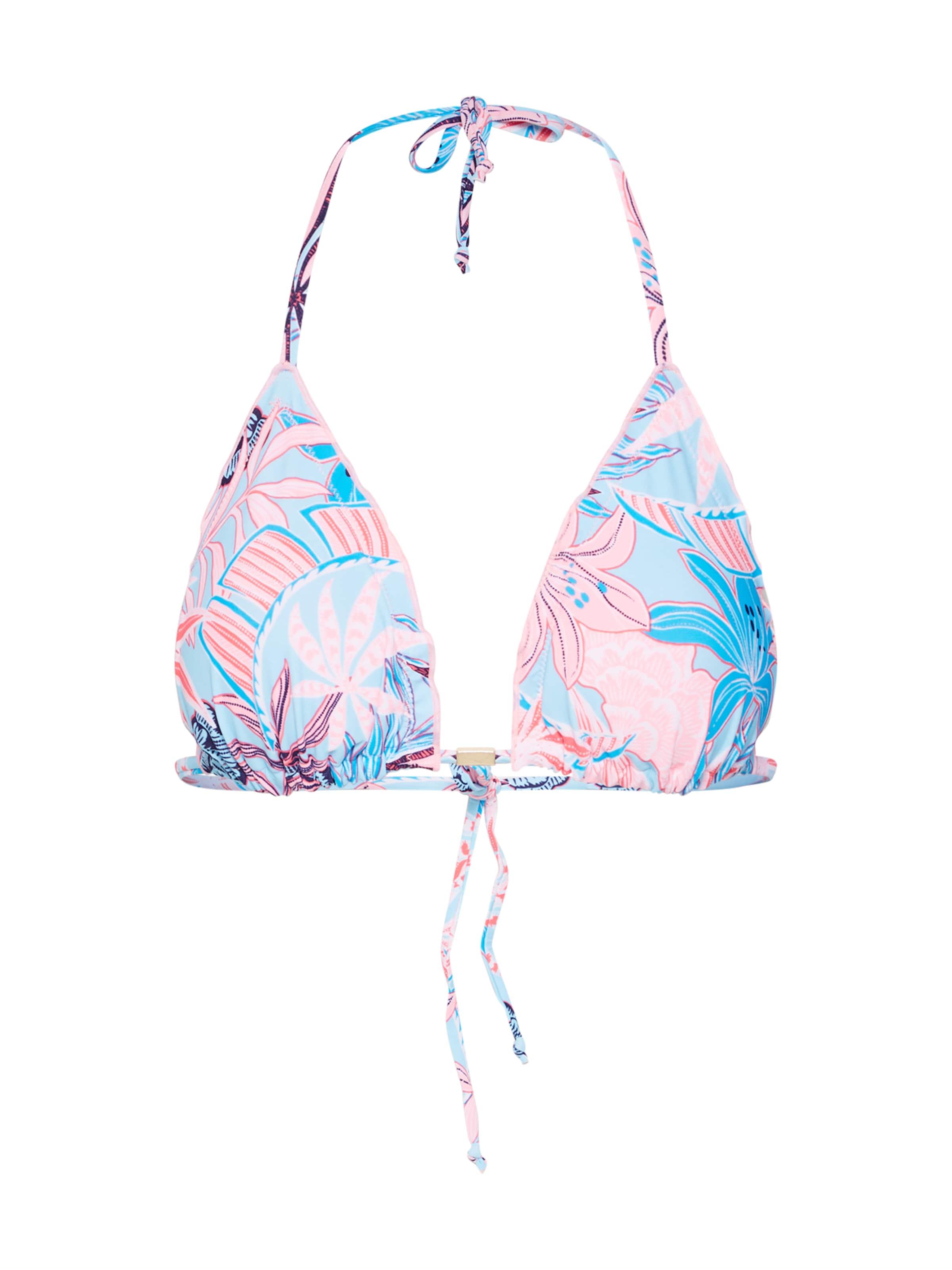 Triangle' 'juxtaflo Bleu Hunkemöller Hauts De Bikini En ClairRose A3Rj54L