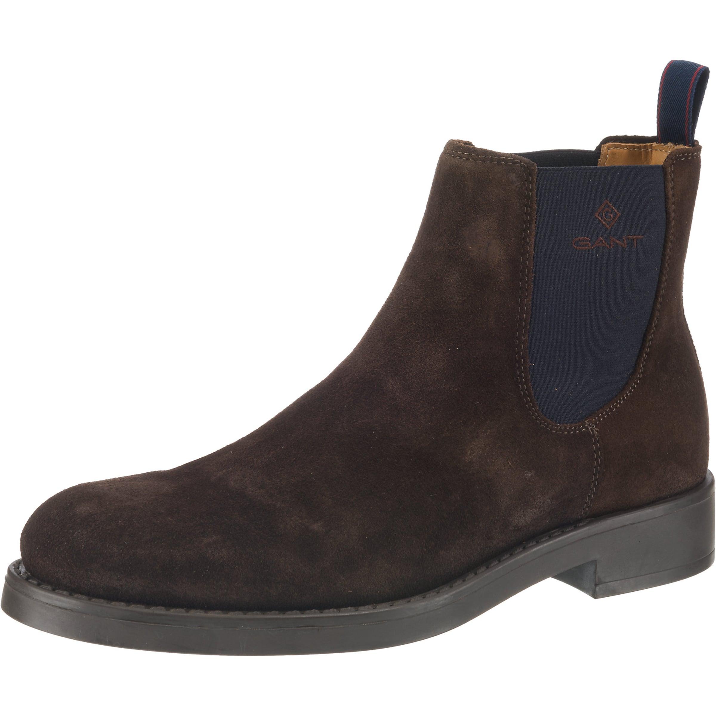 'oscar' Gant Boots DunkelblauBraun Chelsea In DE2YW9IH