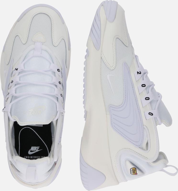 En Basses 2k' 'nike Nike Baskets Sportswear Zoom BlancCassé E2H9ID