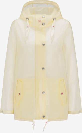 MYMO Jacke in pastellgelb, Produktansicht