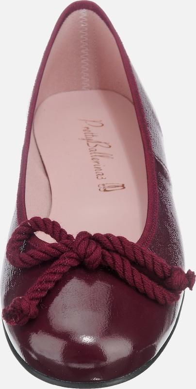 PRETTY BALLERINAS Ballerinas 'Ipnotic' mit Kordelschleife