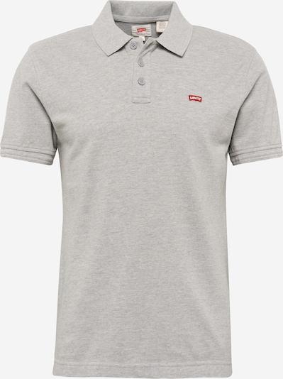LEVI'S Poloshirt 'HOUSEMARK' in graumeliert, Produktansicht