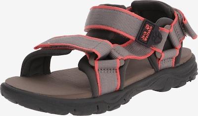 JACK WOLFSKIN Sandale in grau, Produktansicht