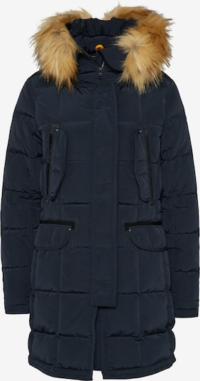 BLONDE No. 8 Parka 'LECH' in navy, Produktansicht