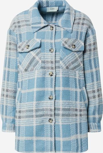 Moves Prijelazna jakna 'Susti 1866' u svijetloplava / siva, Pregled proizvoda