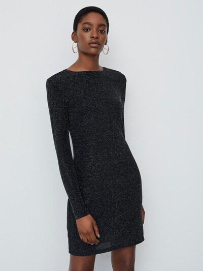 LeGer by Lena Gercke Kleid 'Lea' in schwarz / silber, Modelansicht