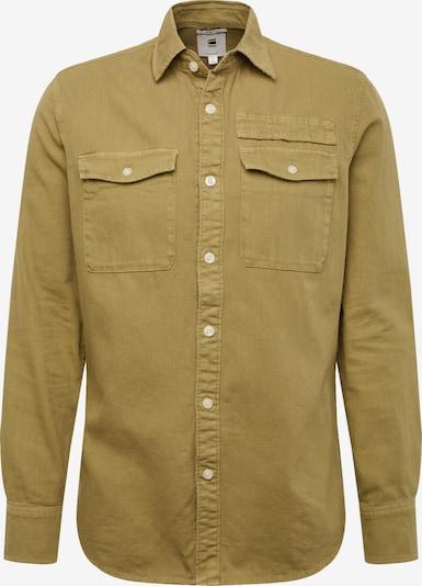 G-Star RAW Overhemd 'Lepton' in de kleur Kaki, Productweergave
