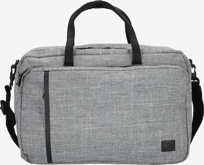Herschel Porte-documents en gris chiné, Vue avec produit