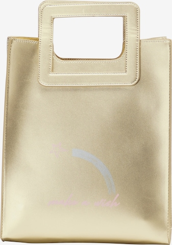 myMo at night Handbag in Gold