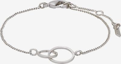Pilgrim Armband 'Harper' in silber, Produktansicht
