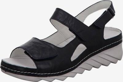 ROMIKA Sandale in nachtblau: Frontalansicht
