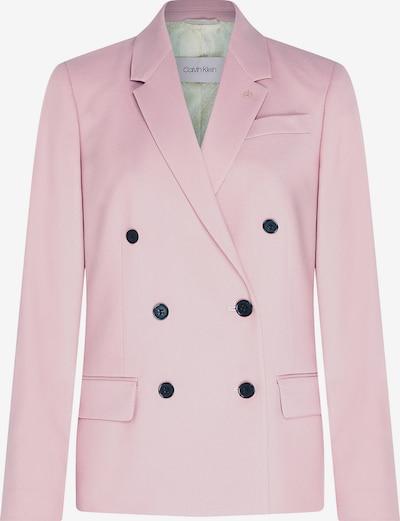 Calvin Klein Blazer in rosa / schwarz, Produktansicht