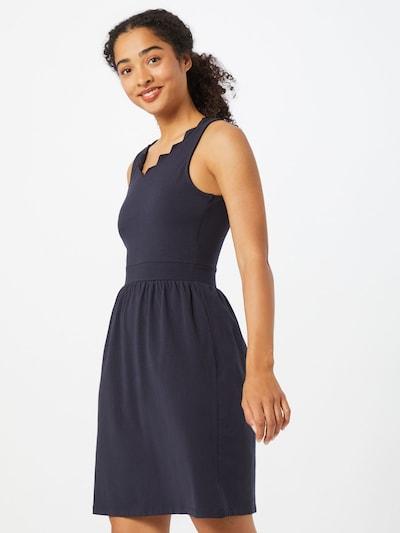 ONLY Poletna obleka 'Amber' | nočno modra barva, Prikaz modela