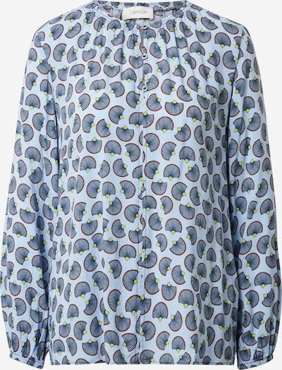 Cartoon Bluza u svijetloplava / tamno plava / smeđa / žuta, Pregled proizvoda