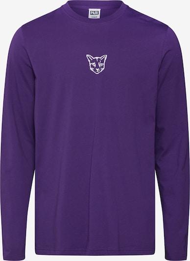 PARI T-Shirt 'Pia' en prune, Vue avec produit