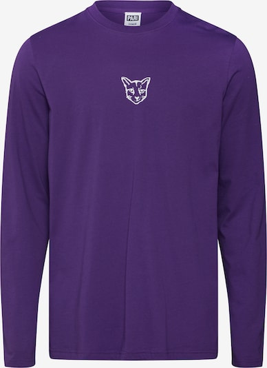 PARI Shirt 'Pia' in de kleur Pruim, Productweergave