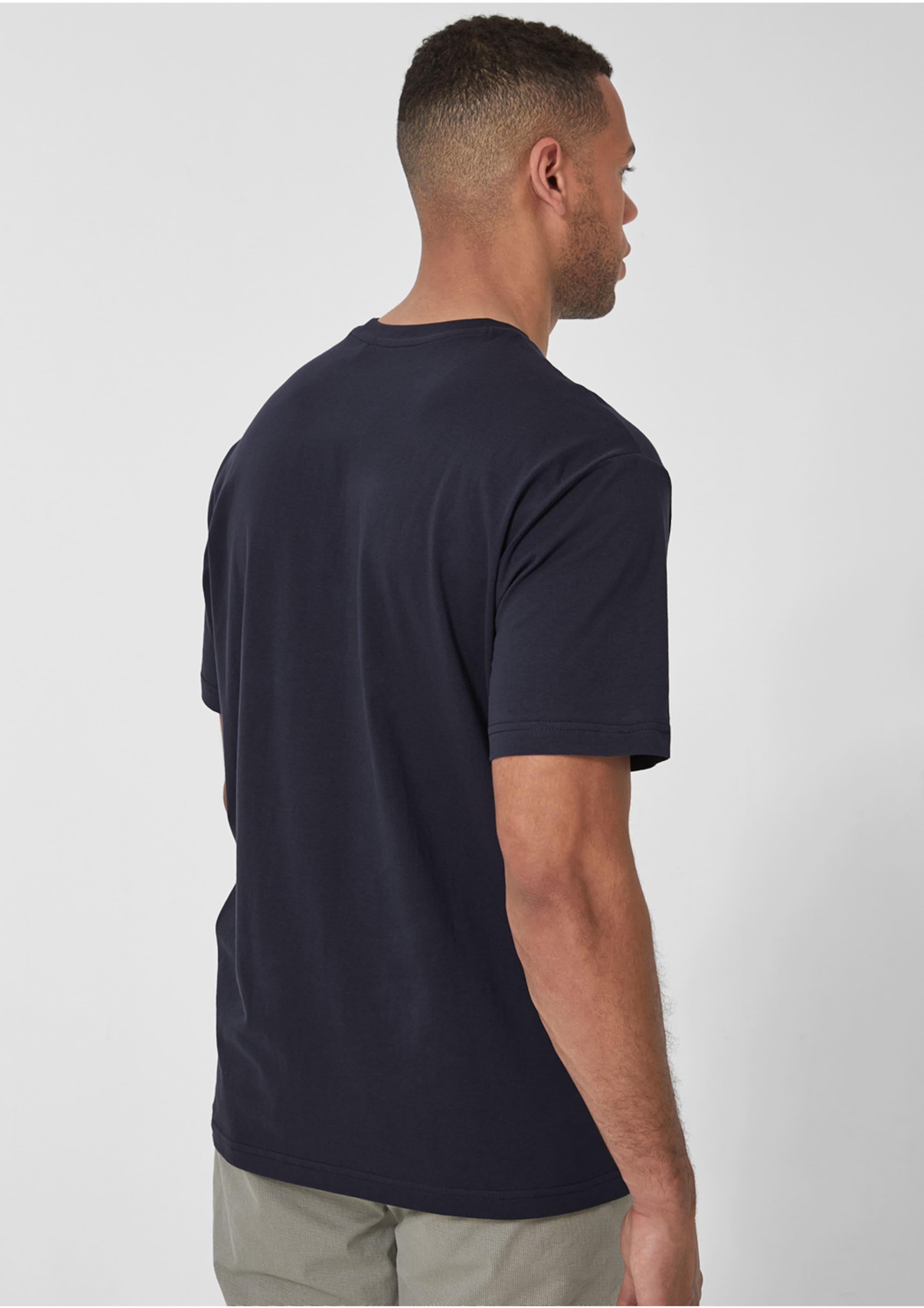 oliver In Red S shirt NavyAltrosa Label T QerECWxBod