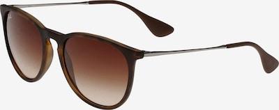 Ray-Ban Sonnenbrille 'Erika' in braun, Produktansicht