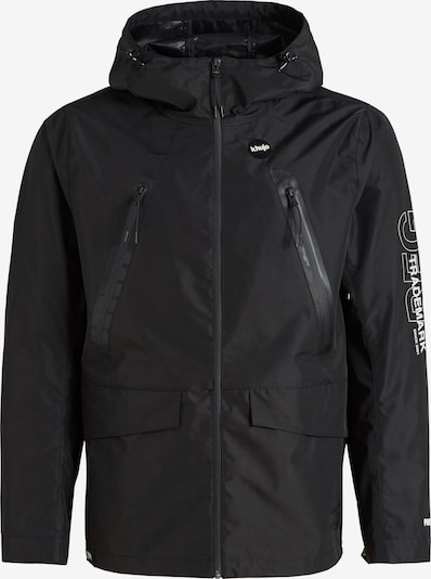 khujo Jacke ' DACK ' in schwarz, Produktansicht
