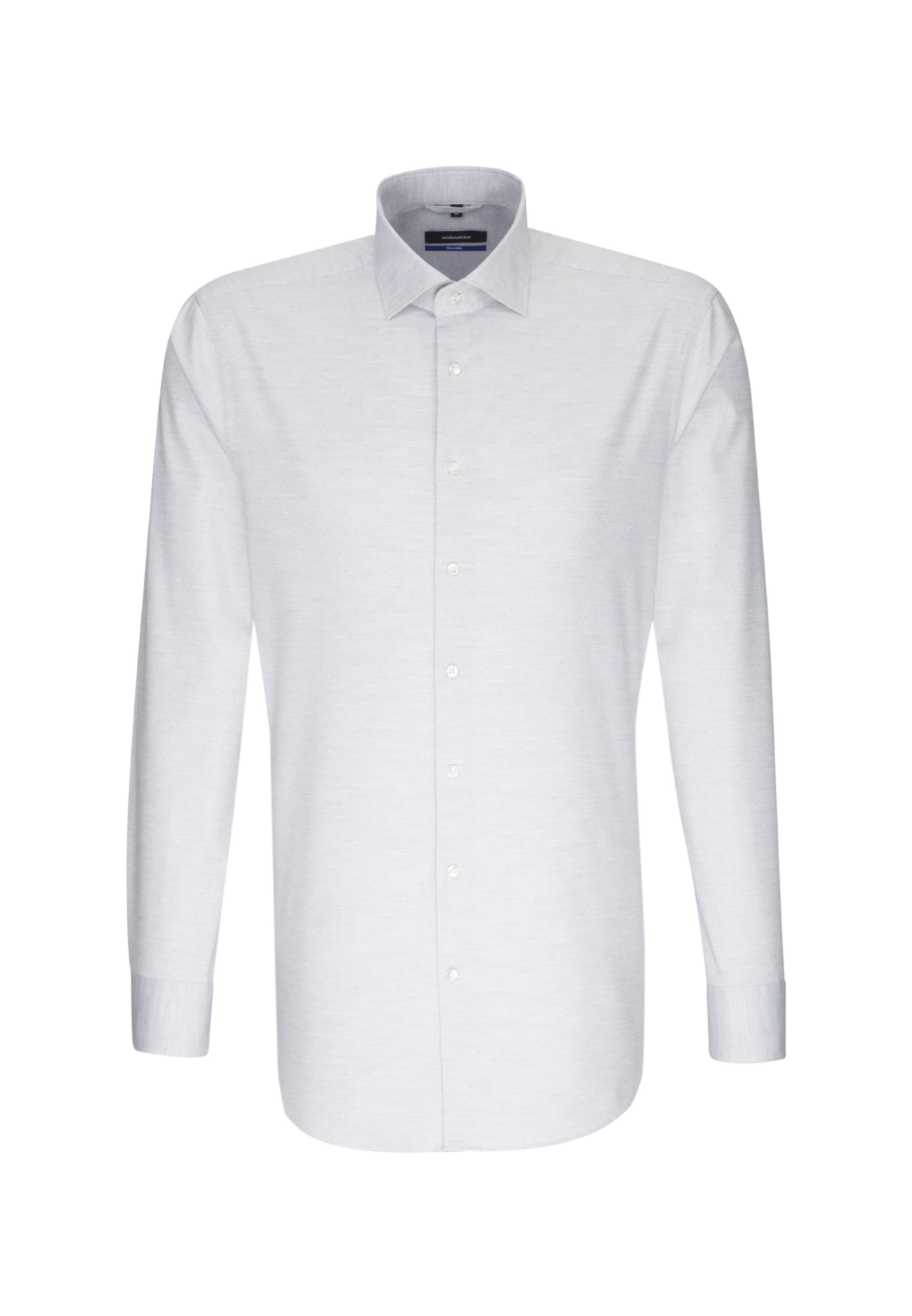 In In Graumeliert Seidensticker In Seidensticker Graumeliert Hemd Hemd Seidensticker Hemd ON0XZ8nwPk