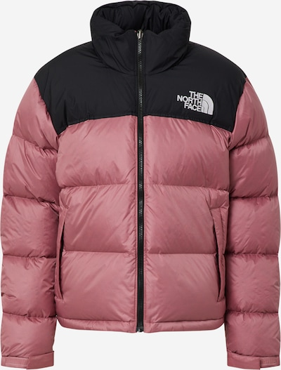 THE NORTH FACE Jacke '1996 Retro Nuptse' in rosa / schwarz / weiß, Produktansicht