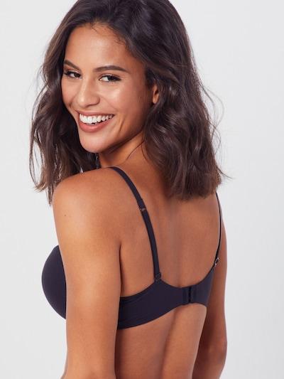 Calvin Klein Underwear Krūšturis pieejami melns: Aizmugures skats