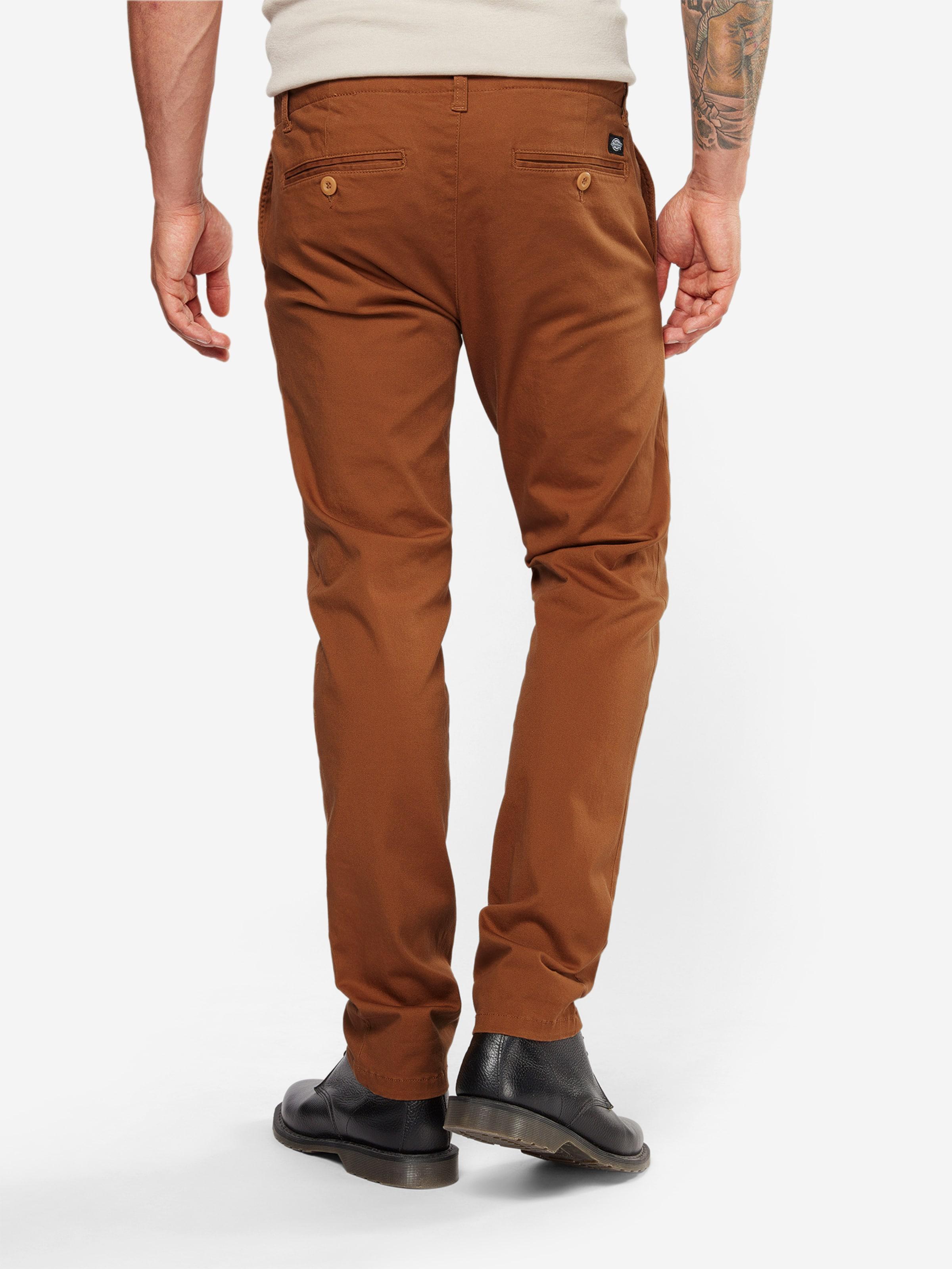 Cognac Chino 'kerman' Dickies Pantalon En yb7gv6Yf