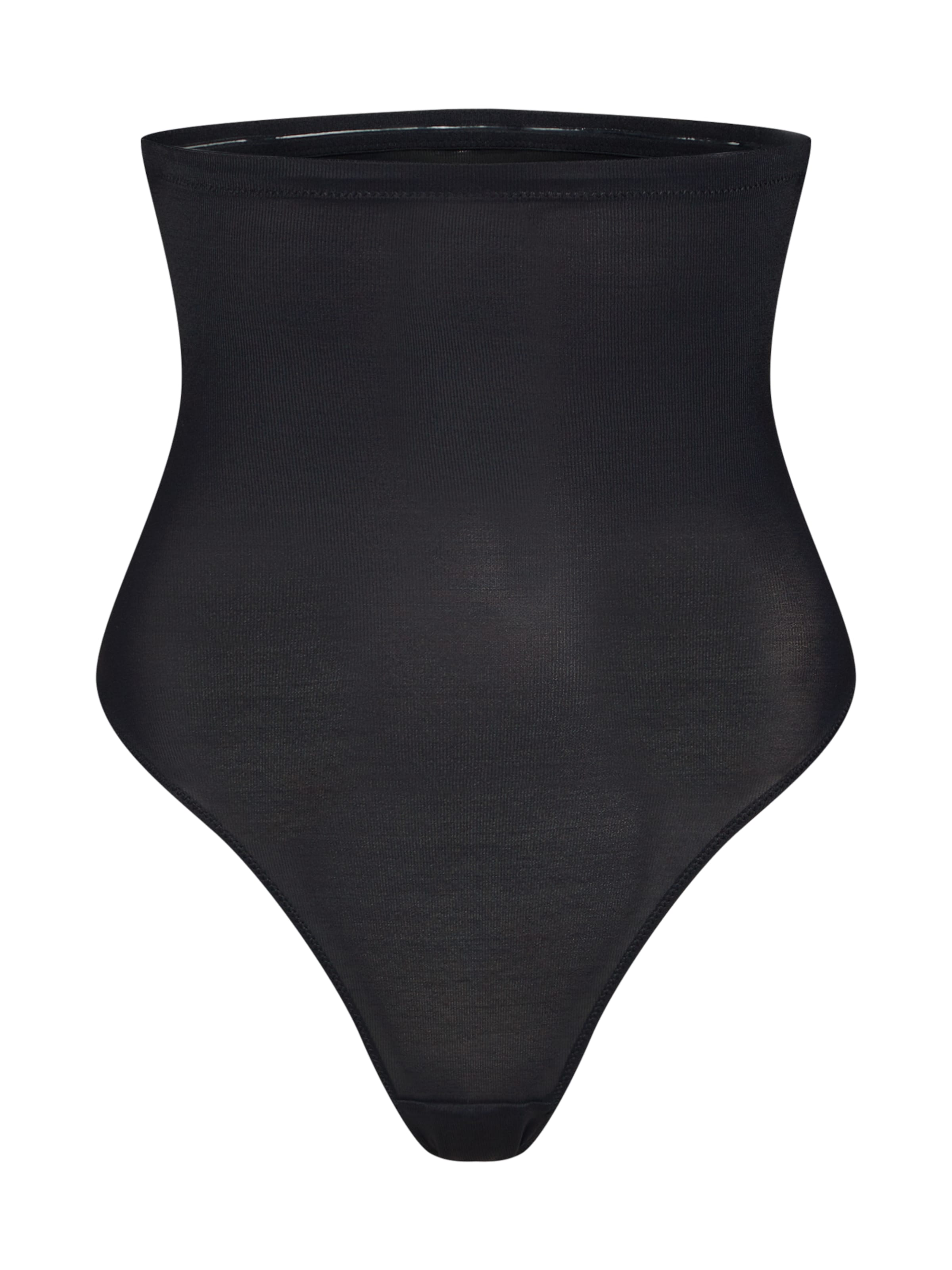 MAGIC Bodyfashion Shapingbyxa 'Hi-Waist Thong' i svart