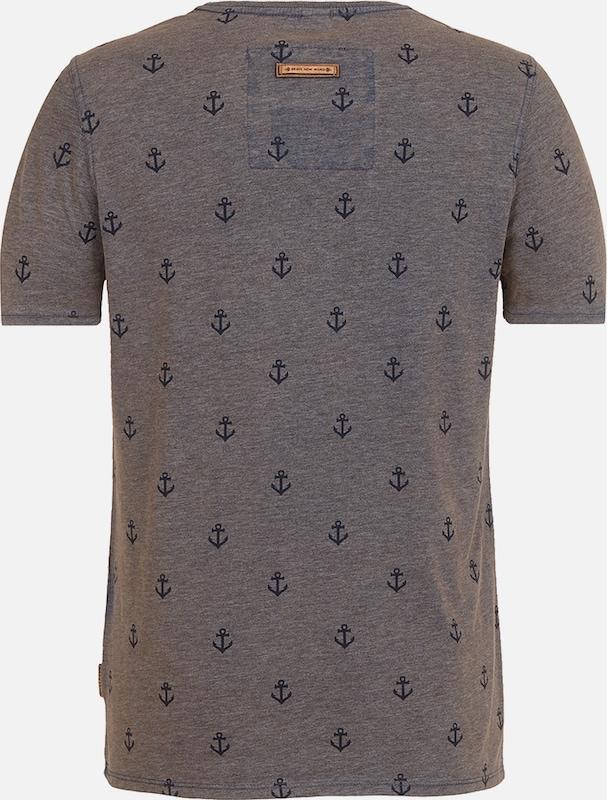naketano Male T-Shirt El Master Del Buscho III