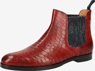 MELVIN & HAMILTON Stiefelette in rot, Produktansicht