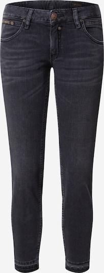 Herrlicher Jeans 'Touch' in black denim, Produktansicht