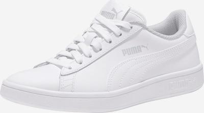PUMA Sneaker 'Smash v2 L Jr' in weiß, Produktansicht