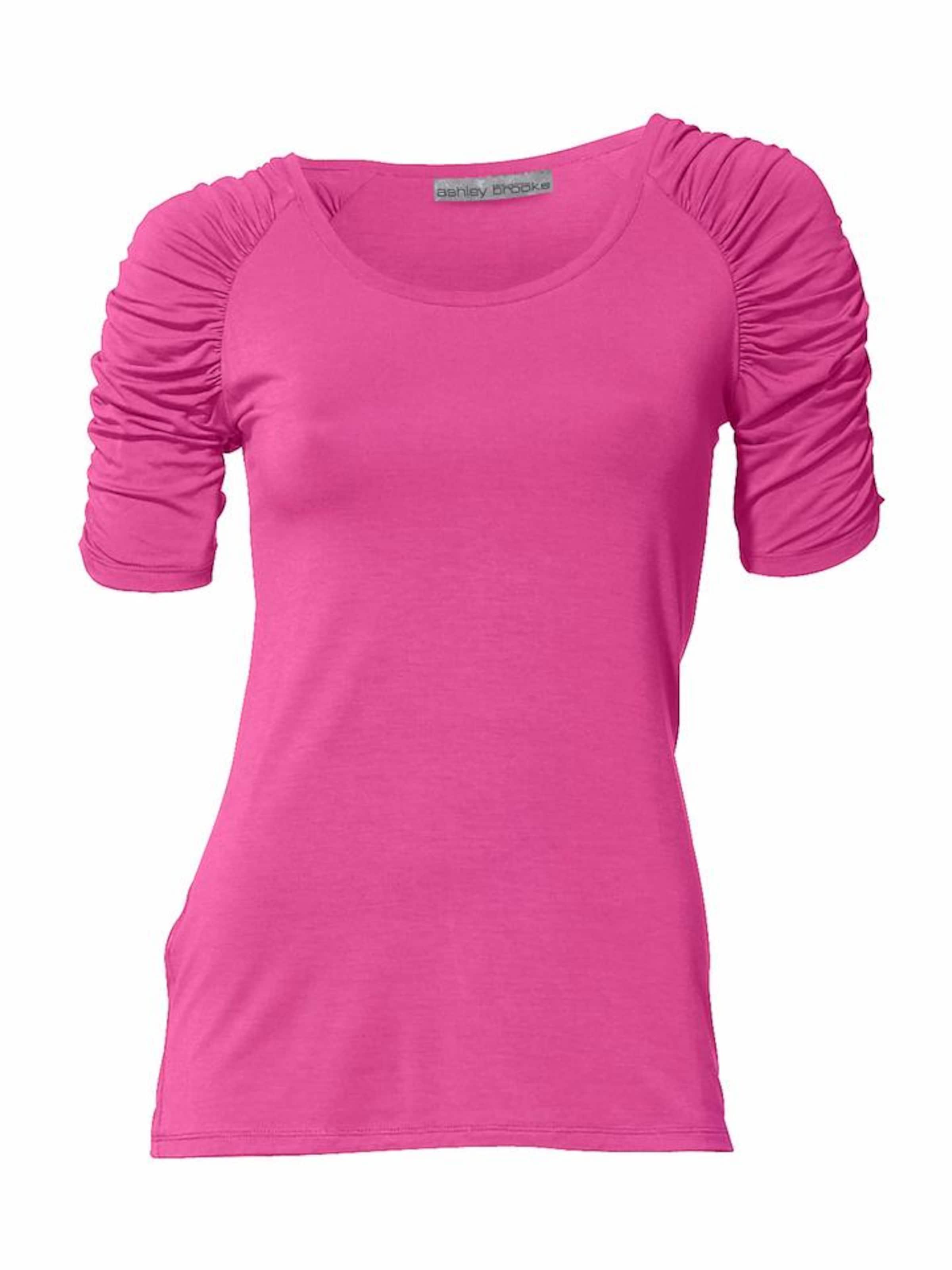 Rundhalsshirt Pink Rundhalsshirt Pink In Heine In Heine Heine D9WEH2I