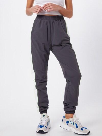 Pantaloni 'Ladies Piped Track Pants' Urban Classics pe gri, Vizualizare model