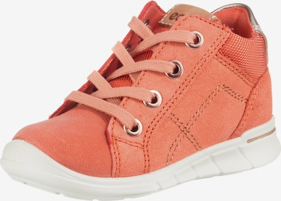 ECCO Schuh 'Simba' in apricot / silber, Produktansicht
